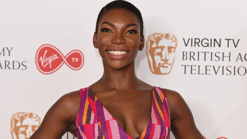 Illustration for article titled Michaela Coel, Clearly Not Looking Like a Flight Attendant, Gets Mistaken for ... a Flight Attendant
