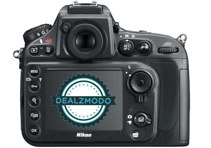 Illustration for article titled Dealzmodo: Nikon D800, MacBook Air $800, Haswell, Mousing Surface