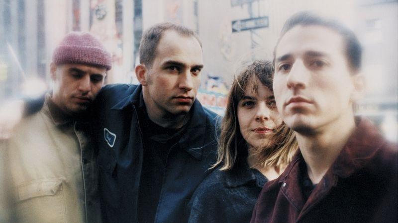 Jawbox, from left: Zach Barocas, J. Robbins, Kim Coletta, Bill Barbot (Photo: Katherine Davis)