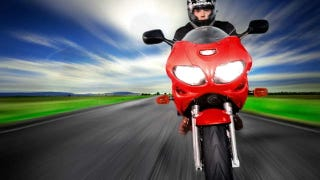 Illustration for article titled New law could let motorcyclists drive through red lights