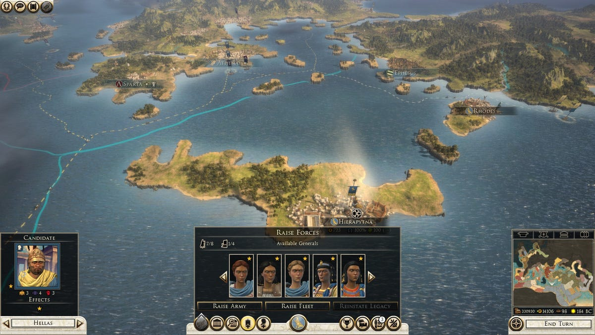 Total War Game Gets Review Bombed On Steam Over Women