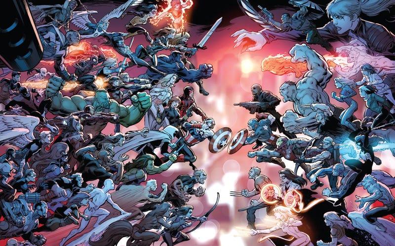 Secret War Marvel 30