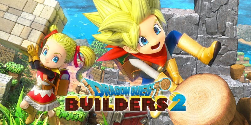 Illustration for article titled The Dragon Quest Builders 2 Demo Got Me