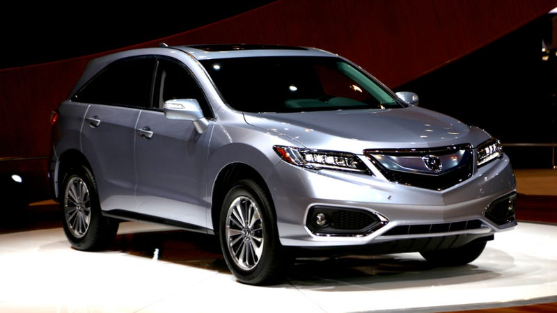 2016 Acura RDX: This Is It