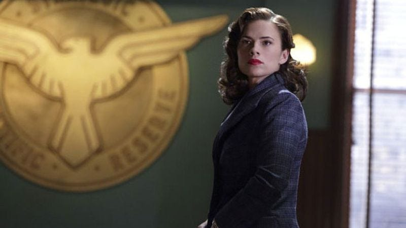 Illustration for article titled State Of The Union address pushes back Agent Carter season premiere