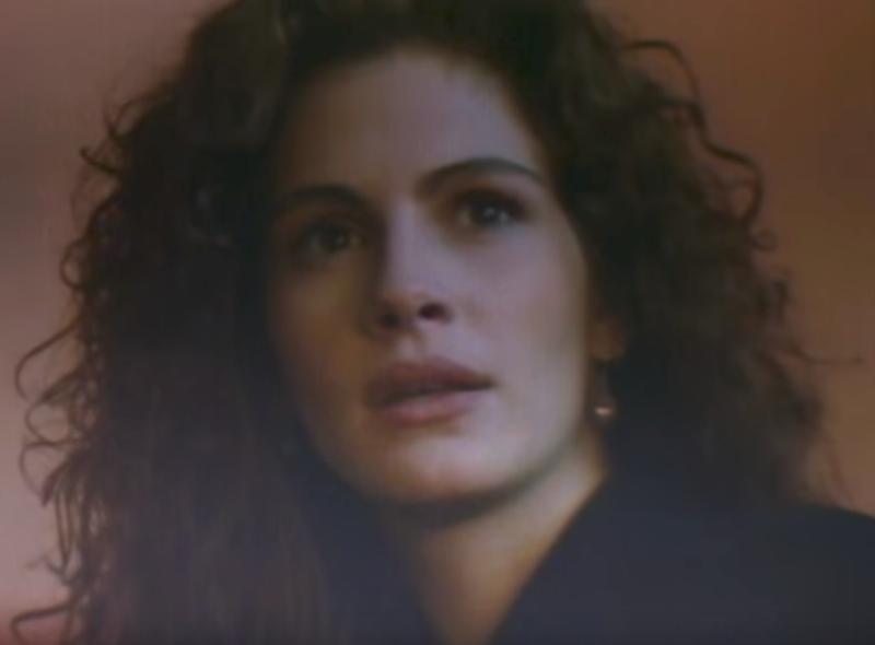 Julia Roberts in the 1990 film Flatliners (Photo: Trailer screenshot)
