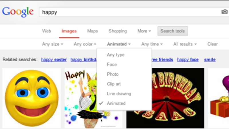 Illustration for article titled Google Is Adding Animated GIF Search