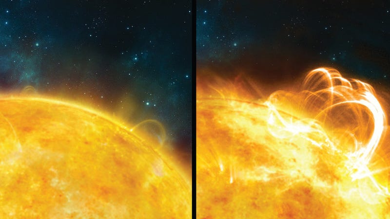 Our Sun Could Release Superflares As Powerful As a Billion Megaton Bombs