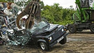 Illustration for article titled The Land Rover Defender Seizure Case Could Be Settled Next Week