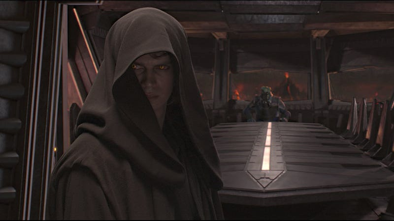 Revenge of the Sith had the best Star Wars title reveal ever.
