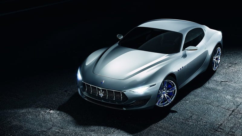 Illustration for article titled Maserati Is Getting Electrified So Just Go Ahead And Be Mad