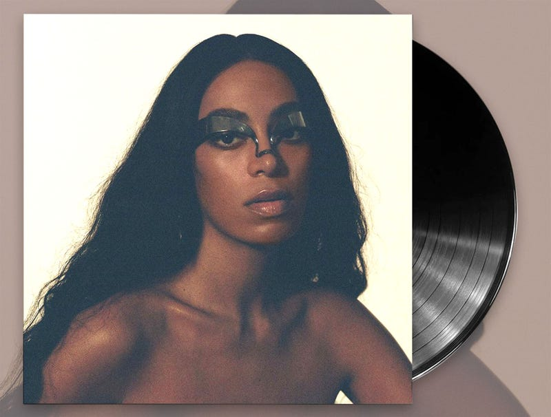 Illustration for article titled Limited-Edition Solange Vinyl Features List Of Chores To Do While Album Plays In Background