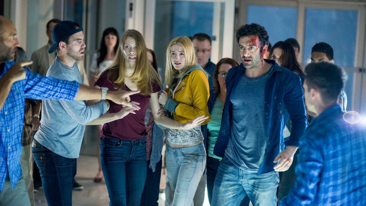 The Mist ends its first season with incest, death, and nonsense