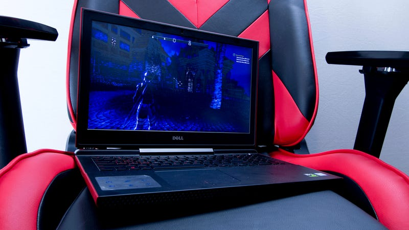 Dell Inspiron 15 7000 Gaming Laptop Review: It Plays Games