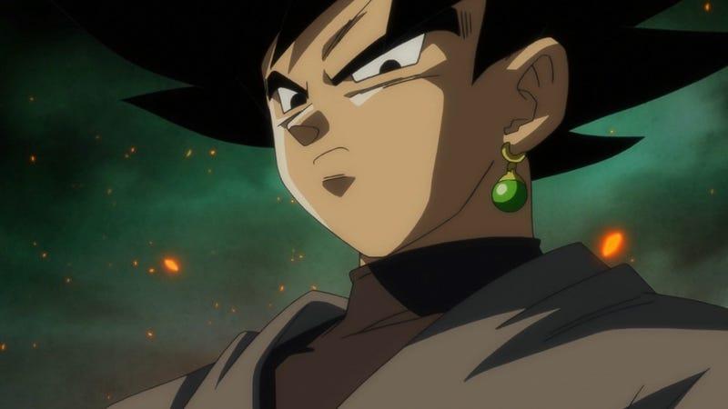 Goku Black. Imagen: Dragon Ball Wikia