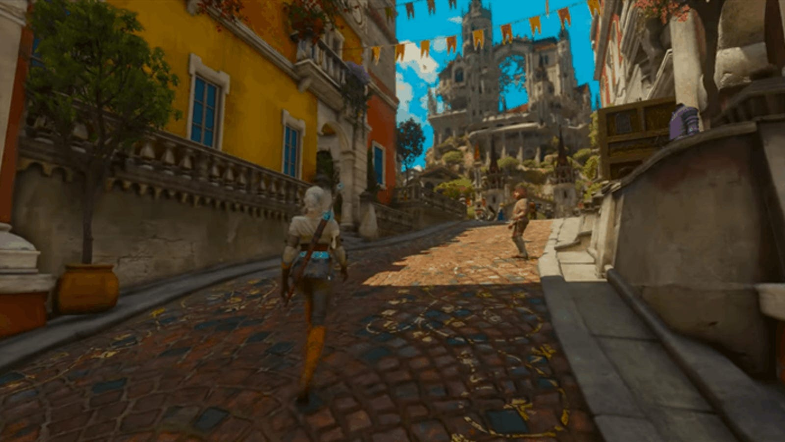 The Witcher 3 Looks Great In First-Person