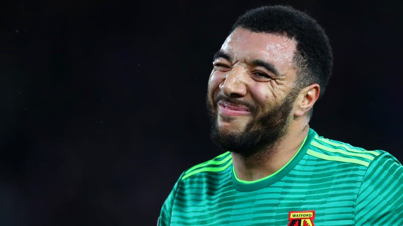 Illustration for article titled Watford's Troy Deeney On Knife Crime: There'd Be Less Stabbing If Social Media Didn't Exist