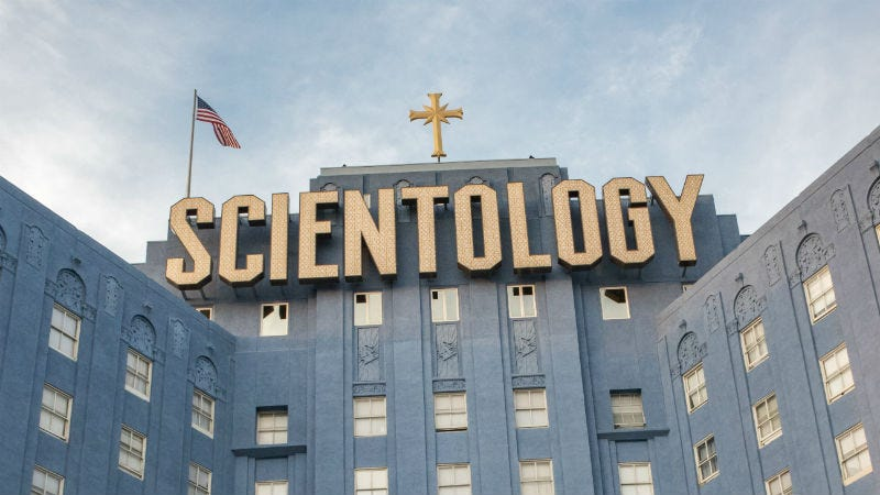 Illustration for article titled Here Are Some Fun Ideas for the Church of Scientology's New TV Channel
