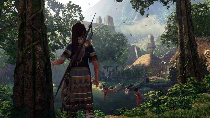 Three Small Ways Shadow Of The Tomb Raider Is Changing Things