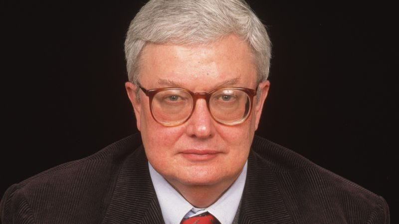 Reading Roger Eberts Tribute To James >> What Did Roger Ebert Mean To You