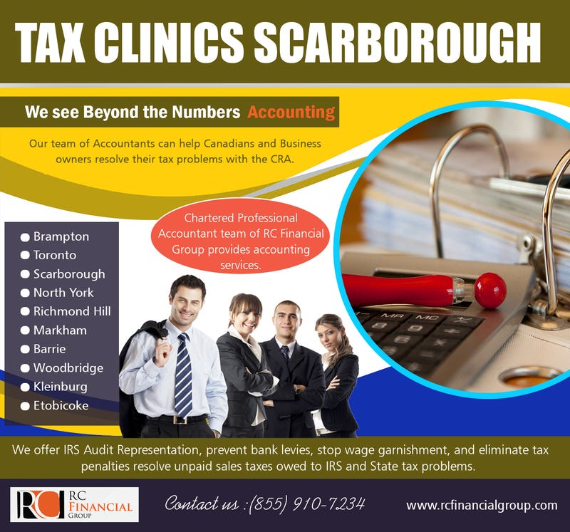 Illustration for article titled Tax Return in   Scarborough | 8559107234 | rcfinancialgroup.com