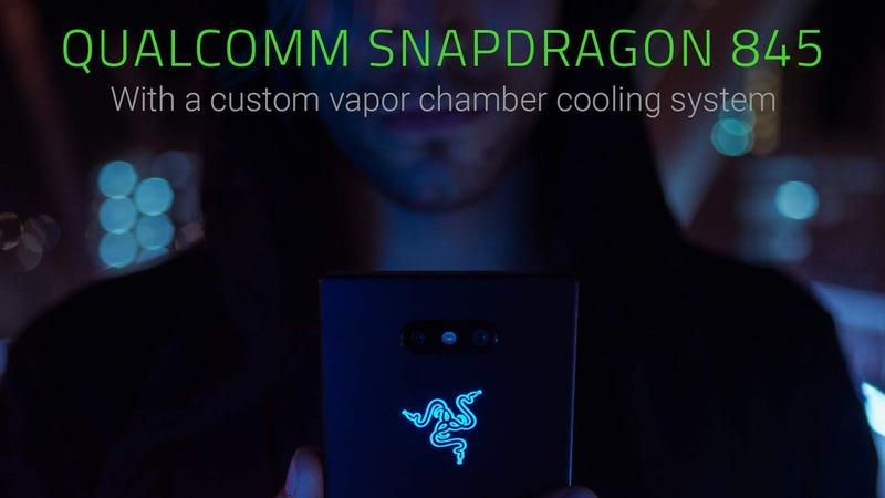Razer RAZER Phone 2 Unlocked Gaming Smartphone   $500   Amazon