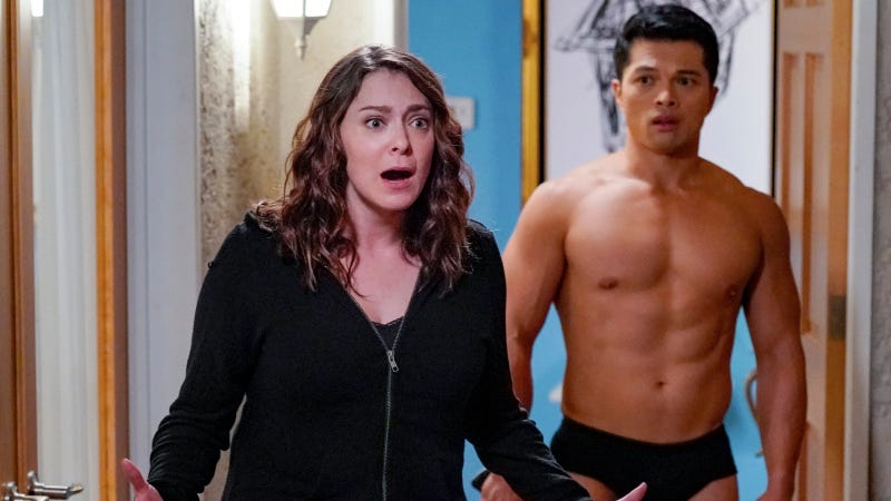 Rachel Bloom, Vincent Rodriguez III