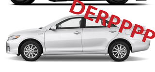 Illustration for article titled Is This The Easiest Way To Tell If Your Car Is Ugly?