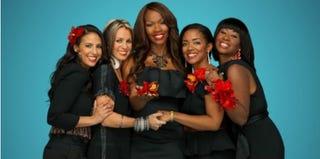 Cast of The Sisterhood (TLC)