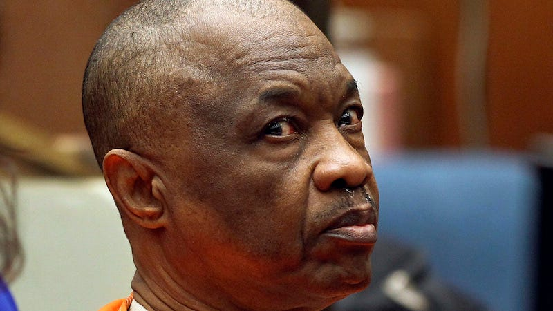Illustration for article titled The 'Grim Sleeper' Serial Killer Has Been Sentenced to Death