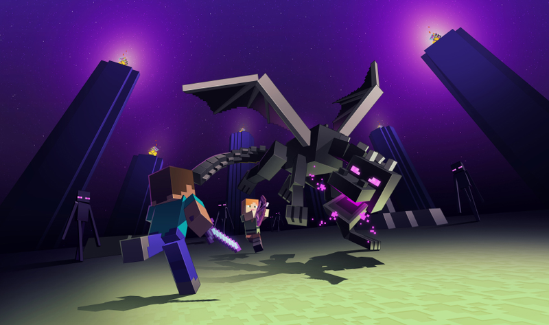 Illustration for article titled After Two Years Minecraft Finally Gets A New World Record