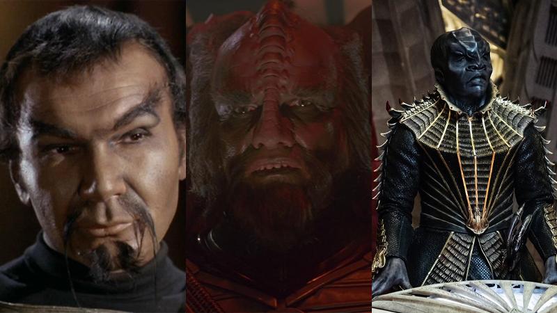 Image result for original series klingons