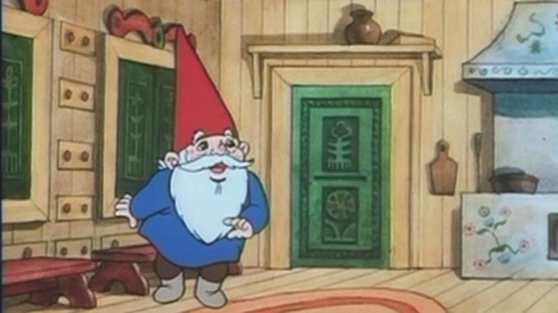 Illustration for article titled Gnomes Evicted