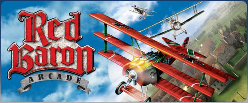 Illustration for article titled Red Baron Rules The PlayStation Network Skies