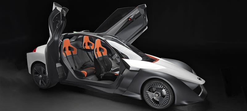 Illustration for article titled This New BladeGlider Prototype Is The Most Interesting Thing Nissan's Made In Years