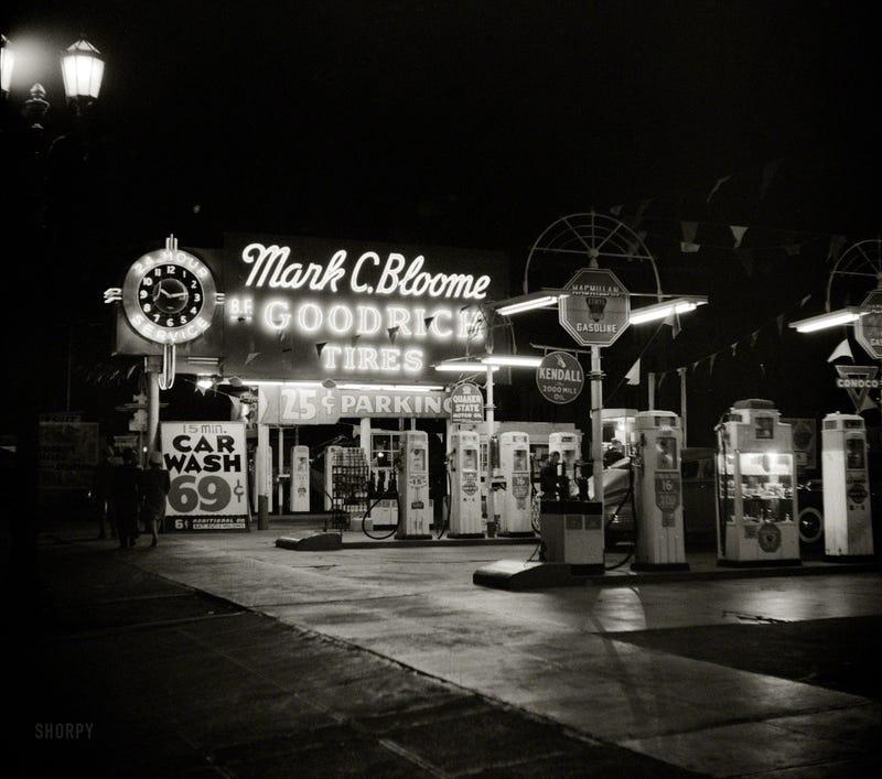 Hollywood, 1942 (Shorpy)
