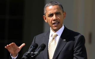 Barack Obama (Chris Kleponis/AFP/Getty Images)