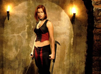 Illustration for article titled Let's Hope This Doesn't Confirm a Bloodrayne Game Sequel