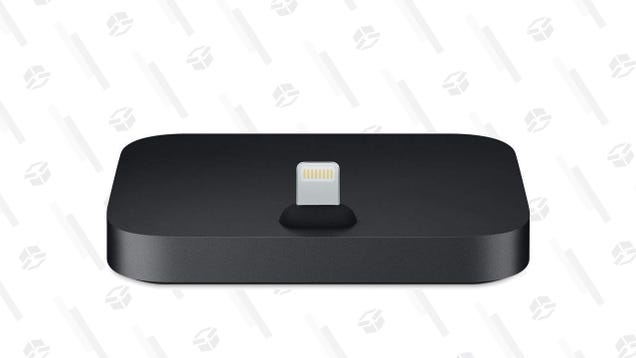 Save $20 on This Apple Lightning Dock, If You re Okay With a Refurbished Unit
