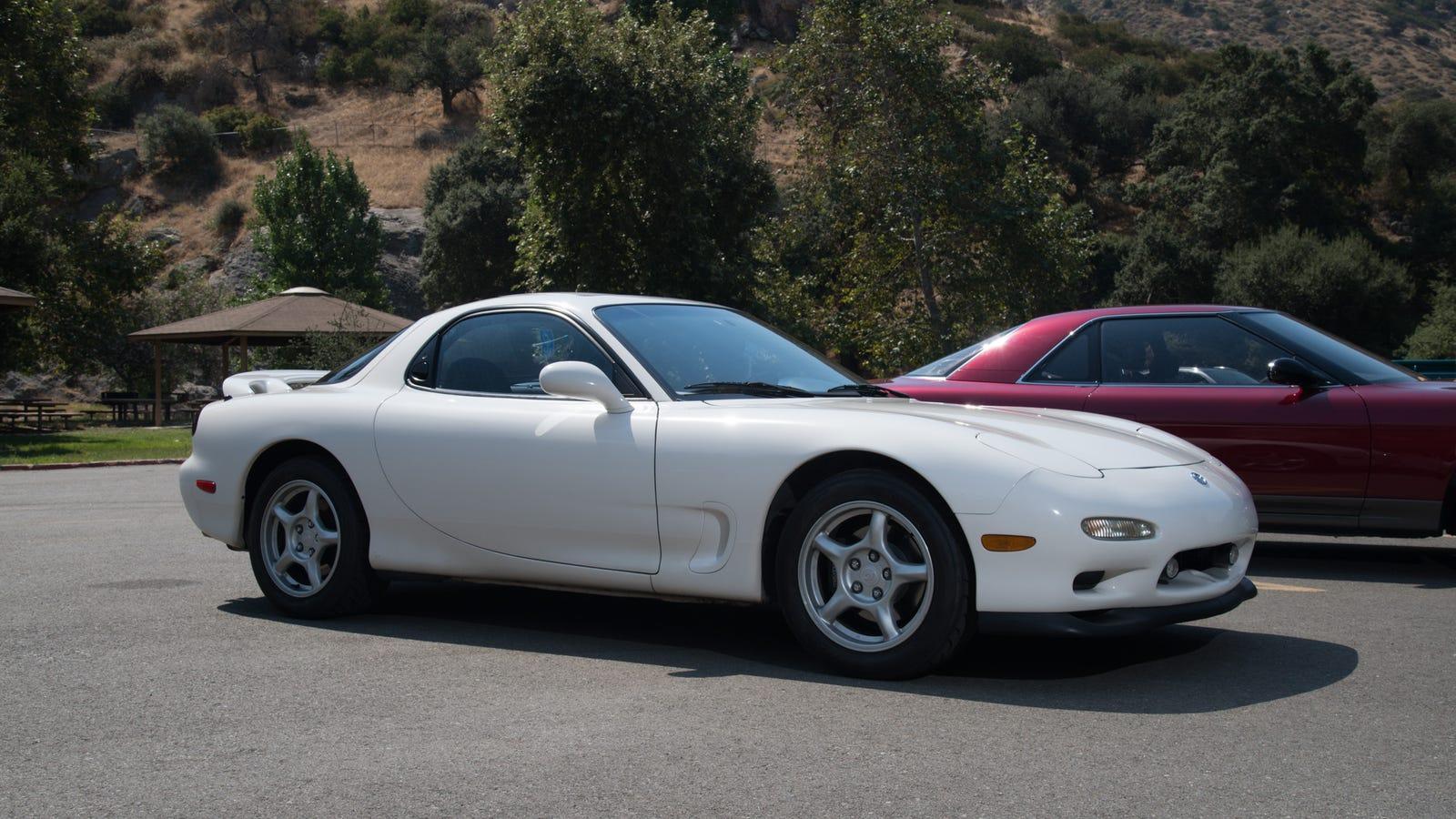Merveilleux Whatu0027s Itu0027s Like To Drive Mazdau0027s Rotary Greatest Hits On Californiau0027s Best  Roads