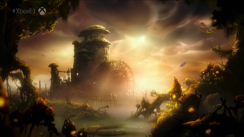 Illustration for article titled Microsoft Announces Ori And The Will Of The Wisps
