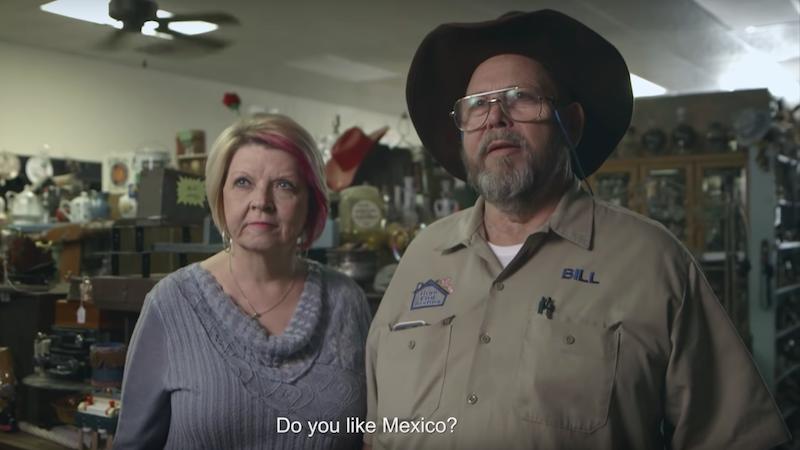 La nueva publicidad de Aeromexico le pregunta a los estadounidenses si viajarían a México.