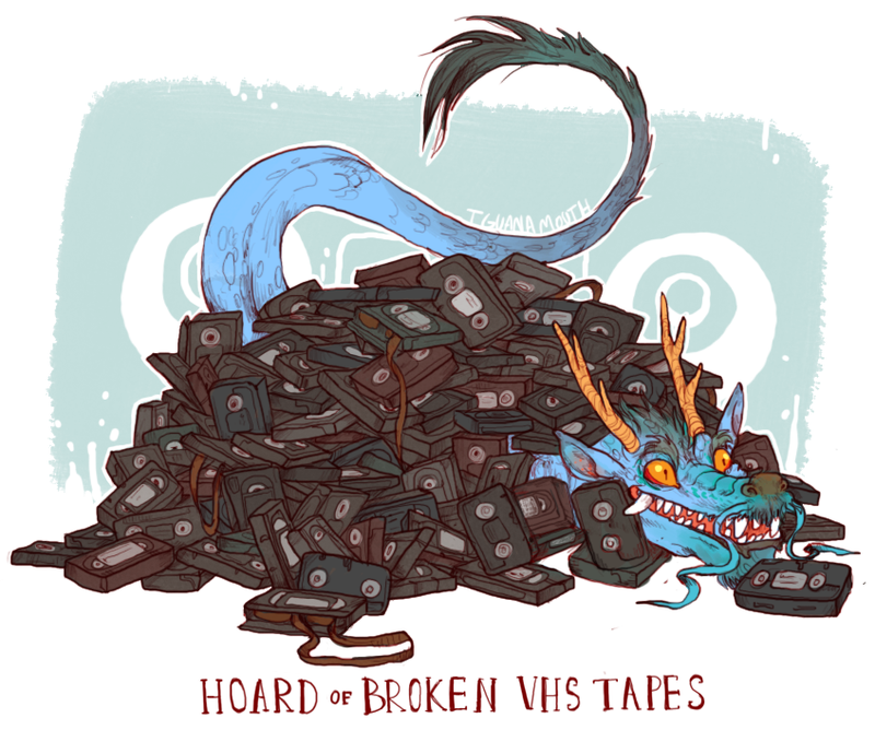 Illustration for article titled Hoarding Rare Items in Video Games