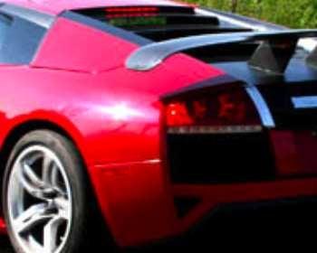 Illustration for article titled Spy Photos: More on the Lamborghini Murcielago Superveloce