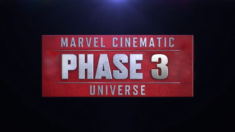 Illustration for article titled The Marvel Cinematic Universe expands?