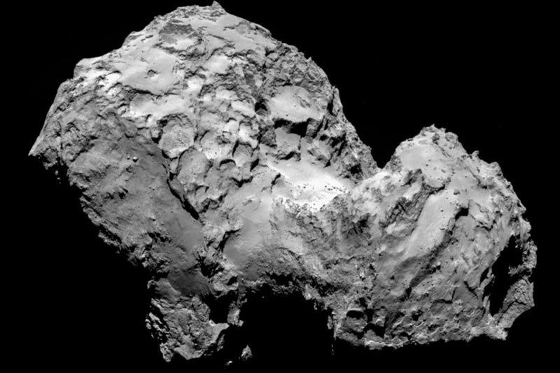 Rosetta's Lander Has Found Organic Molecules on a Comet