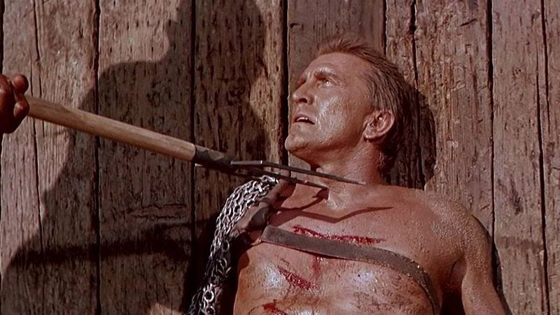 Image result for spartacus 1960