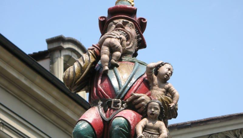 Foto: Andrew Bossi; escultura: Hans Gieng (de) - Vía: Wikipedia.