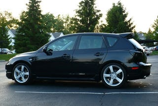 Illustration for article titled MazdaSpeed3 Smoking Issue?