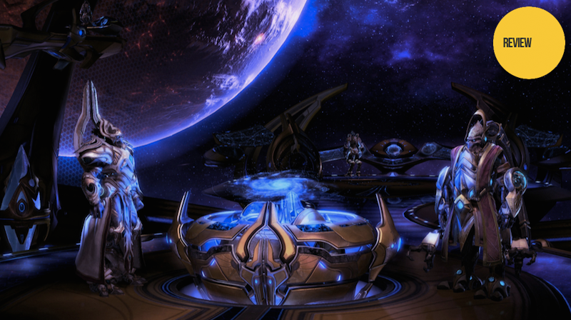 Illustration for article titled StarCraft II: Legacy of the Void: The KotakuReview